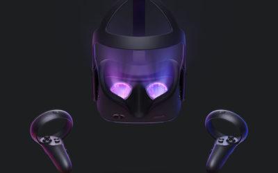 WebXR for Oculus Go