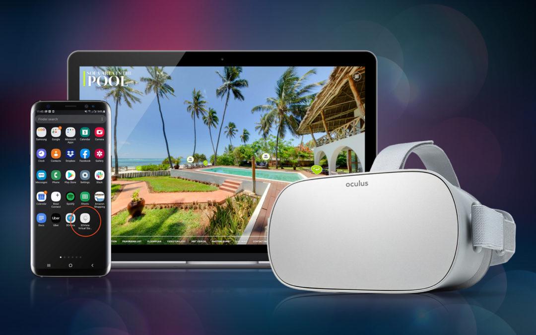 Brand New: Offline Virtual Tours for Oculus Go & Quest