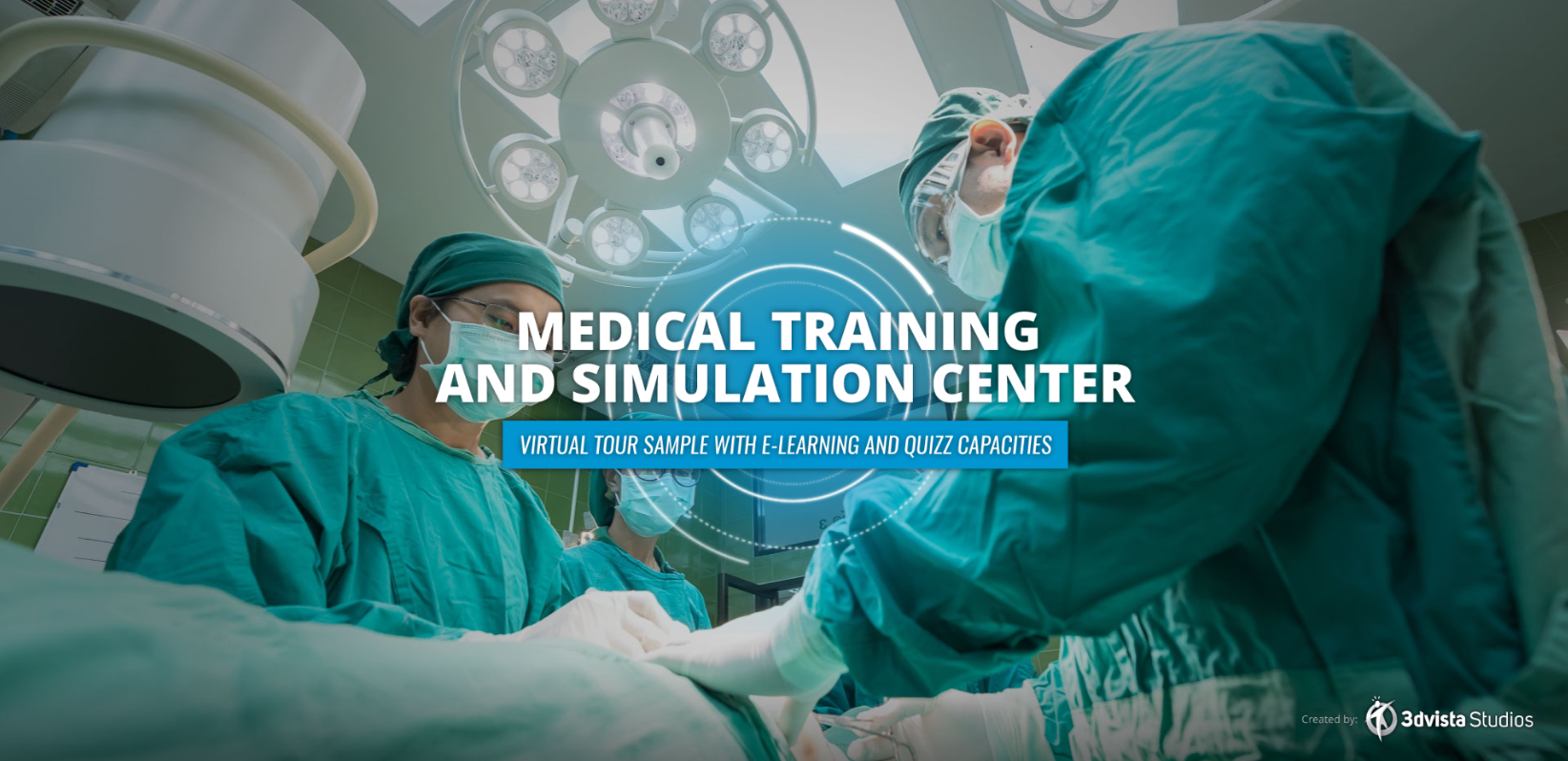 Tours Virtuales en E-Learning, Trainings y Exámenes