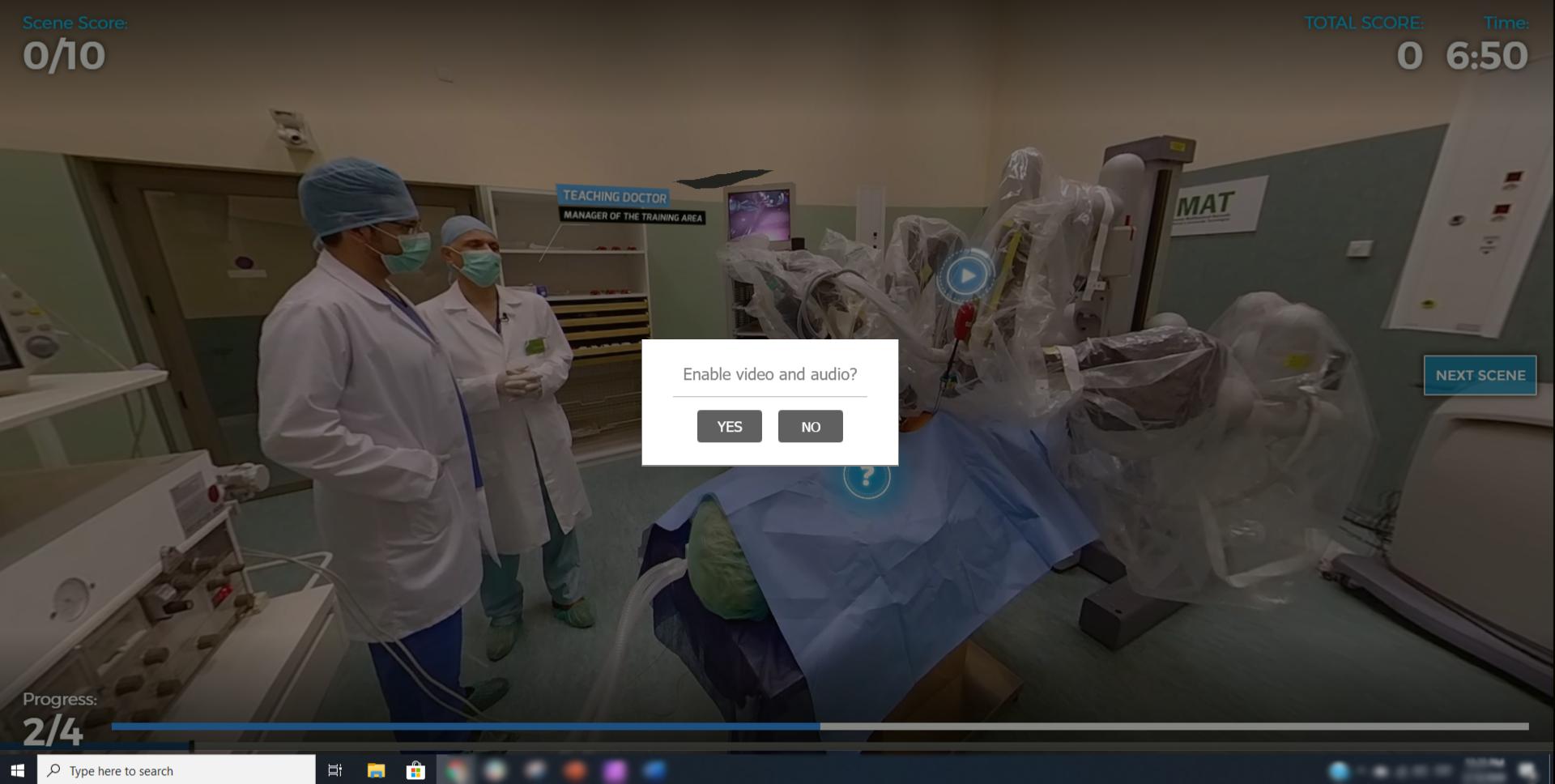 «Habilitar Video y Audio?» Cómo deshacerse de esta ventana