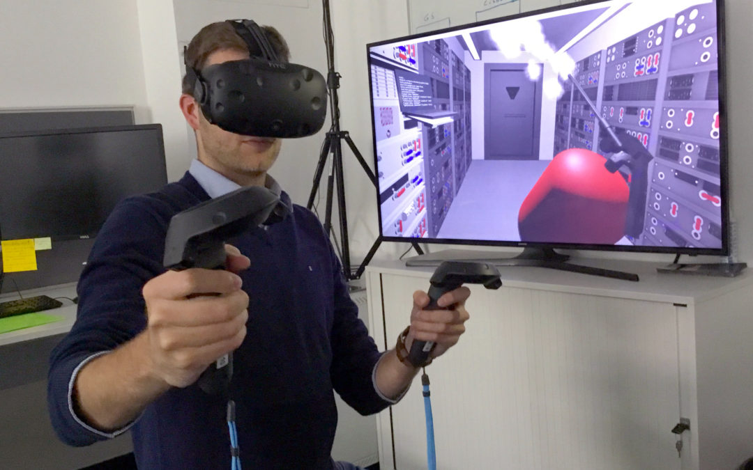 How firms deploy VR to increase productivity
