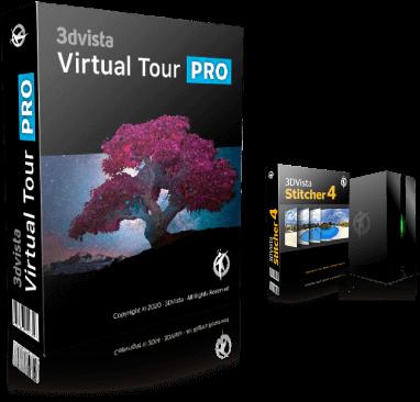 Virtual Tour Pro box