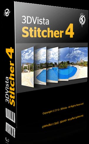 3DVista Stitcher box