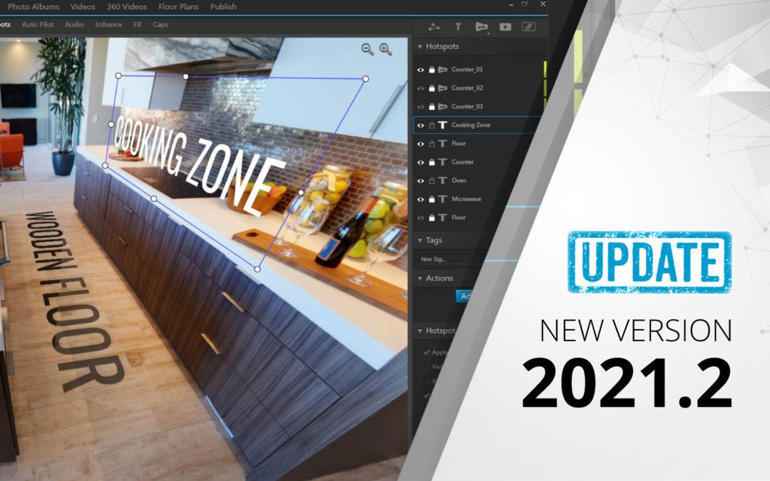 Actualización 2021.2: Presentamos el Nuevo Editor de Hotspot